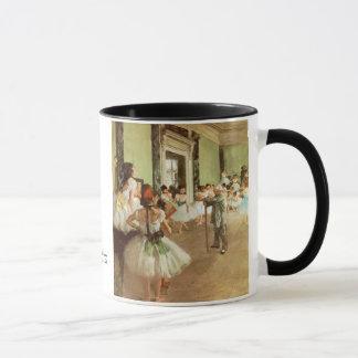 Caneca La Classe de Danse por Edgar Degas