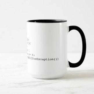 Caneca Laço do café