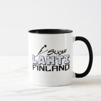 Caneca Lahti Finlandia agride - escolha o estilo & a cor