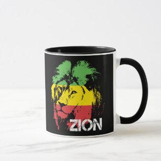 Caneca Leão Zion