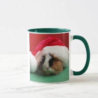 Caneca legal da cobaia do Natal