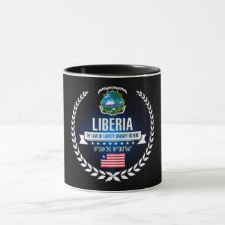 Caneca Liberia