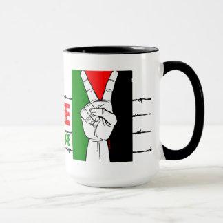 Caneca livre de Palestina