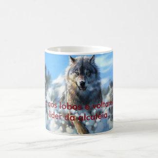 Caneca lobos