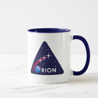 Caneca Logotipo da NASA Orion