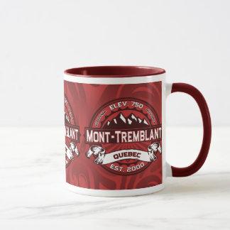 Caneca Logotipo de Mont-Tremblant