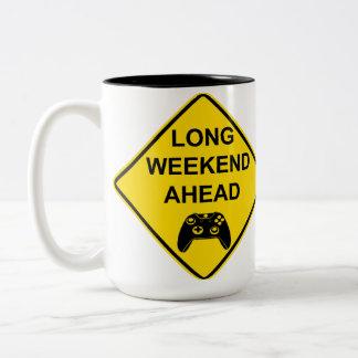 Caneca longa do fim de semana adiante (jogo)