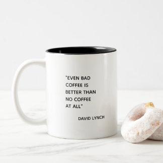 Caneca má do café
