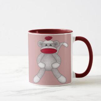 Caneca Macaco da peúga
