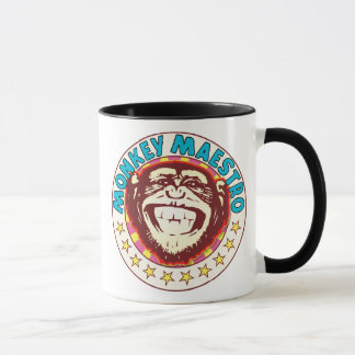 Caneca Maestros do macaco