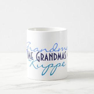 Caneca Mágica A avó, Kuppe, ?as avós do tempo bate