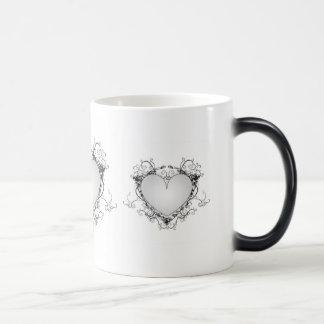 Caneca Mágica Amor do café