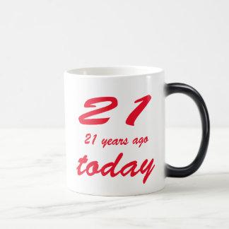 Caneca Mágica aniversário 42nd