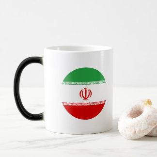 Caneca Mágica Bandeira de Irã