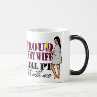 Caneca Mágica Começos reais da pinta da esposa orgulhosa do