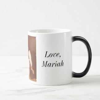 Caneca Mágica dadmdd, MerryChristmas, pai!! , Amor, Mariah
