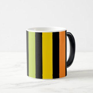 Caneca Mágica Design colorido 4 da forma na moda brilhante de