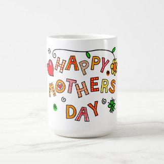 Caneca Mágica Dia das mães feliz