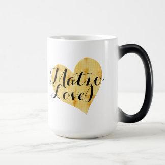 Caneca Mágica Dizer bonito da apreciação do Matzah