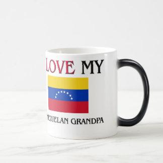 Caneca Mágica Eu amo meu vovô venezuelano