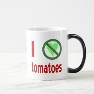 Caneca Mágica Eu deio tomates