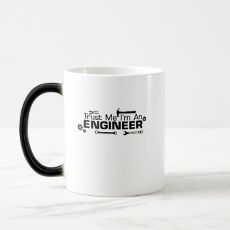 Caneca Mágica Eu sou um engenheiro, presente para o engenheiro