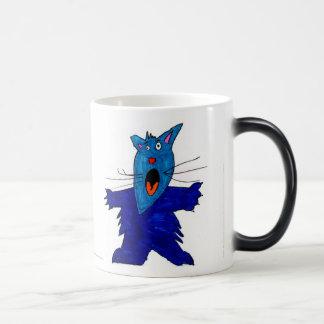 Caneca Mágica Gato de Scaredy • O tanoeiro Nielsen, envelhece 10