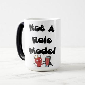 Caneca Mágica Não um modelo