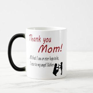 Caneca Mágica obrigado mamã