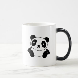 Caneca Mágica Panda bonito