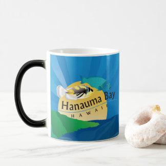 Caneca Mágica Peixes do estado de Havaí - Humuhumunukunukuapua'a