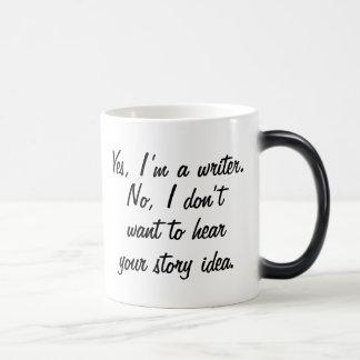 Caneca Mágica Sim, eu sou um escritor