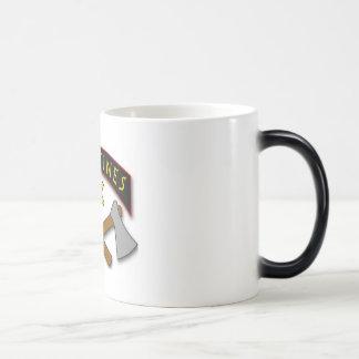Caneca Mágica Sistema de injeção da cafeína de MC dos
