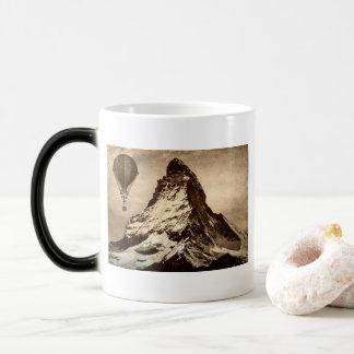 Caneca Mágica Steampunk Matterhorn