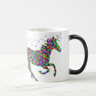 Caneca Mágica Unicorn Lovers