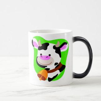 Caneca Mágica Vaca
