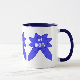 Caneca Mamã da fita azul x 3