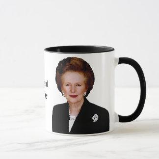 Caneca Margaret Thatcher