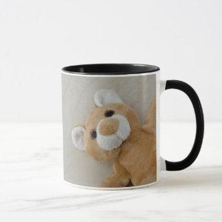 Caneca Mármore do urso de ursinho