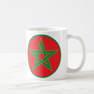 Caneca marroquina da bandeira