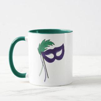 Caneca Máscara personalizada do mascarada do professor do