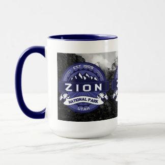 Caneca Meia-noite de Zion