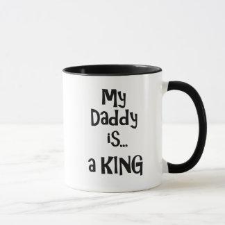 Caneca Meu pai é um rei