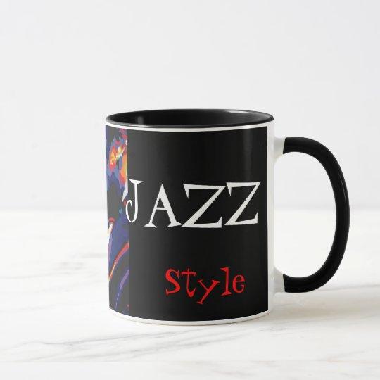 Caneca Miles Davis- Jazz Style