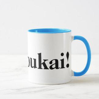 Caneca Mim coração Youkai!