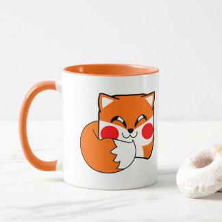 Caneca minúscula do Fox