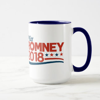 Caneca Mitt Romney 2018