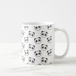 Caneca modelada panda