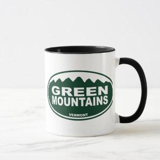 Caneca Montanhas verdes