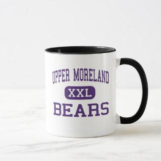 Caneca Moreland superior - ursos - alto - bosque do